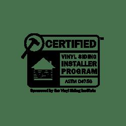 Certified Vinyl Installer